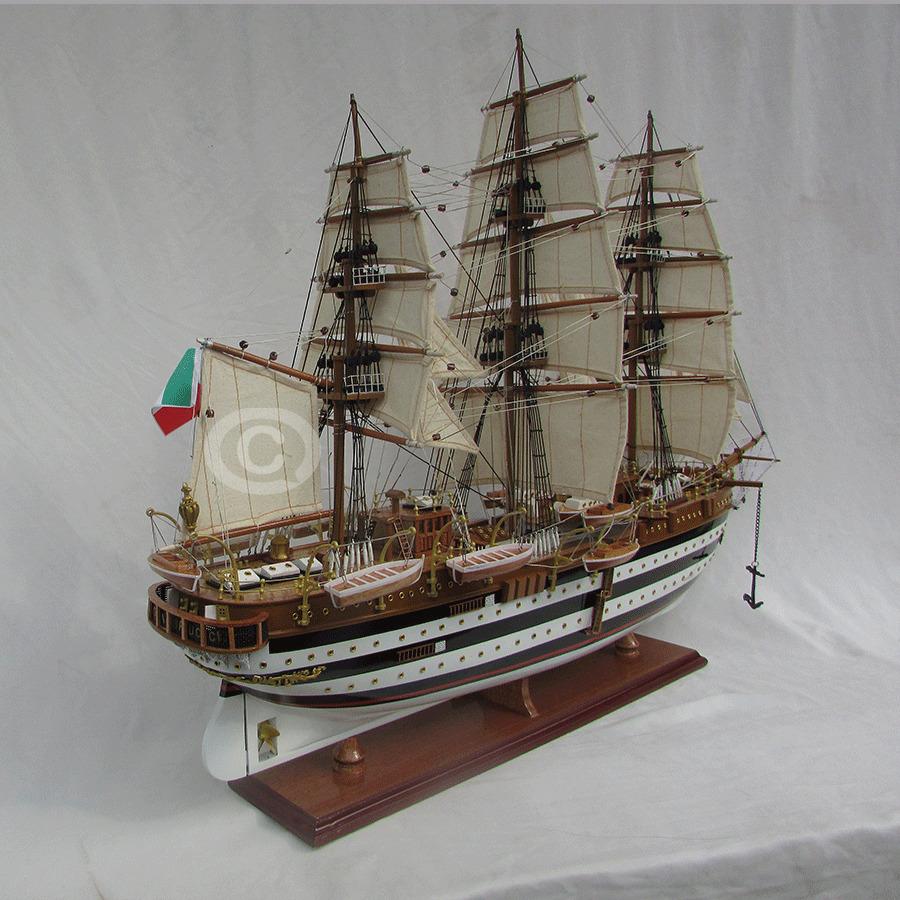 Mô hình Tàu thuyền buồm phong thủy giá rẻ