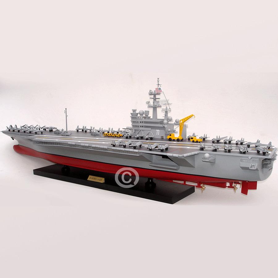 Aircraft Carrier USS George H.W. Bush CVN-77