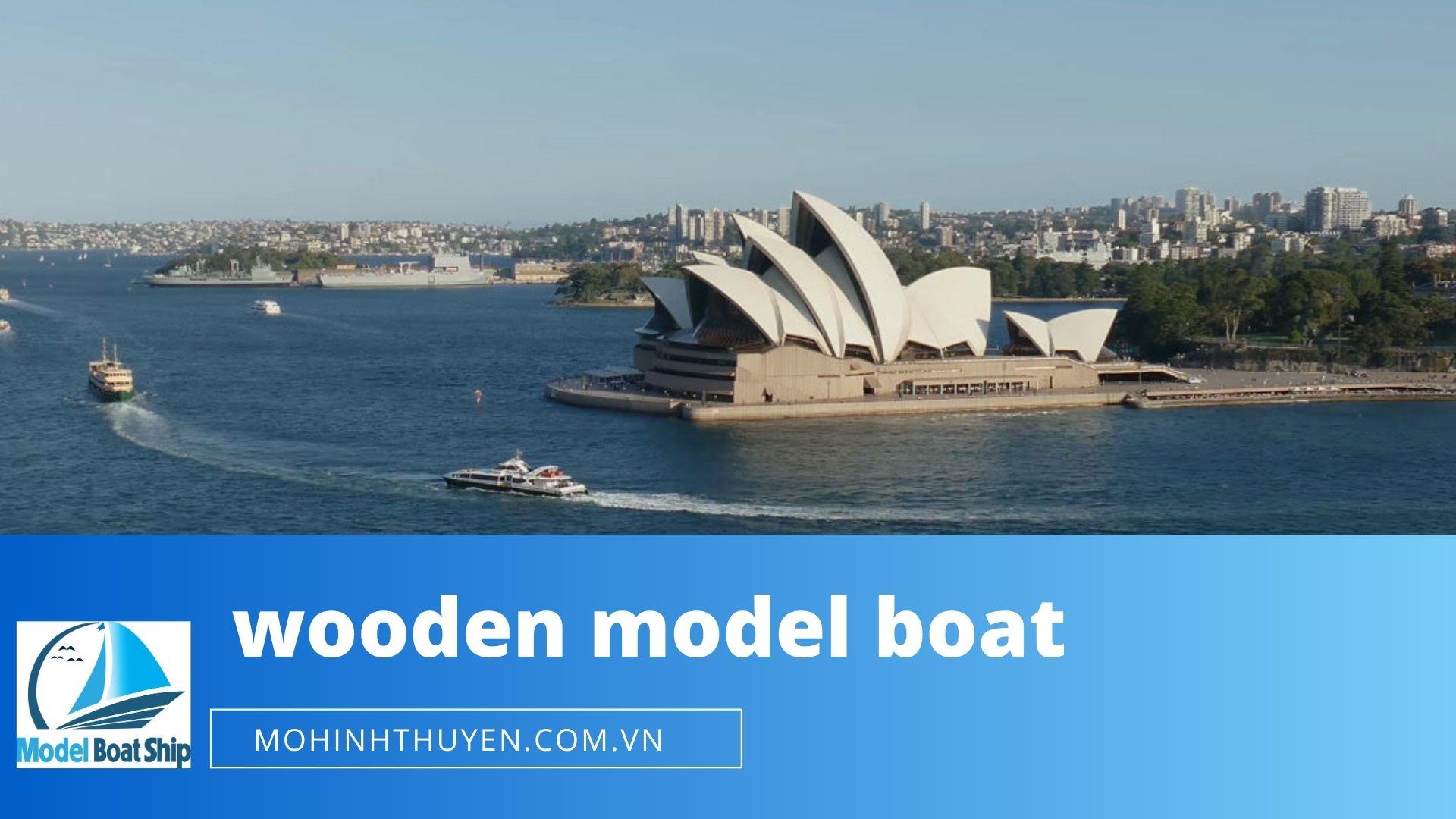 Liên hệ mô hình thuyền