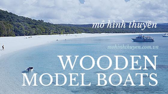 giới thiệu chung về mô hình thuyền