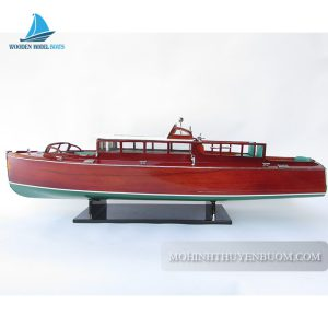 Thuyền Đua CHRIS CRAFT COMMUTER CRUISER 1929