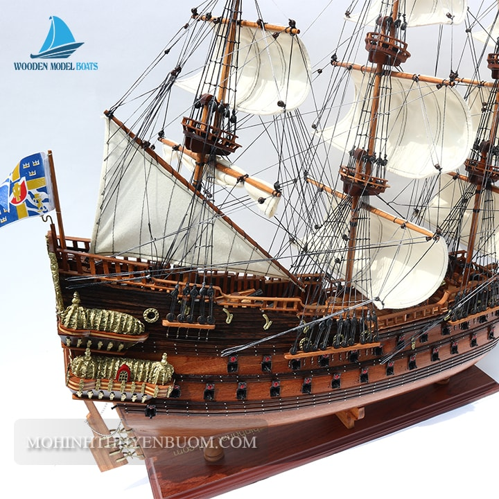 Thuyền Gỗ WASA
