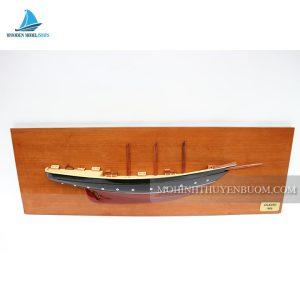 Thuyền Tranh ATLANTIC HALF-HULL