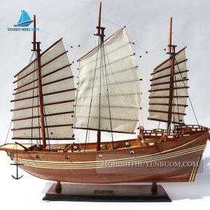 Thuyền gỗ CHINESE JUNK