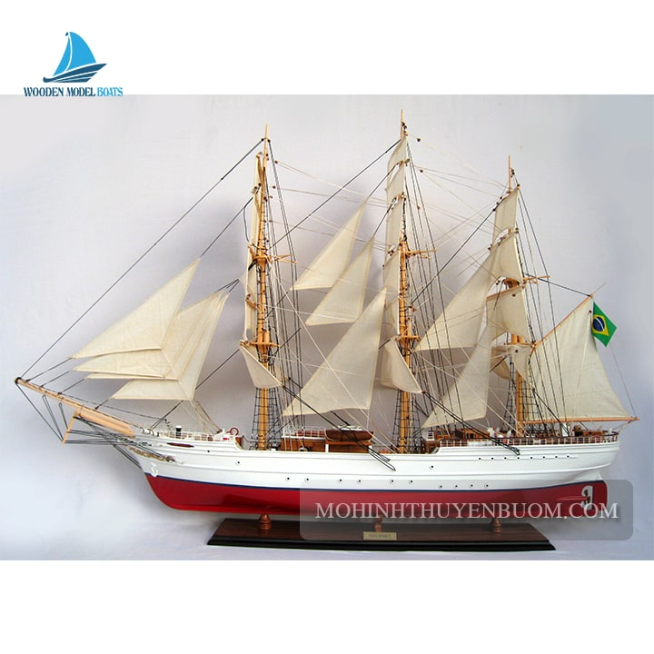 Thuyền Gỗ CISNE BRANCO
