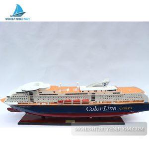 Thuyền Du Lịch COLOR FANTASY