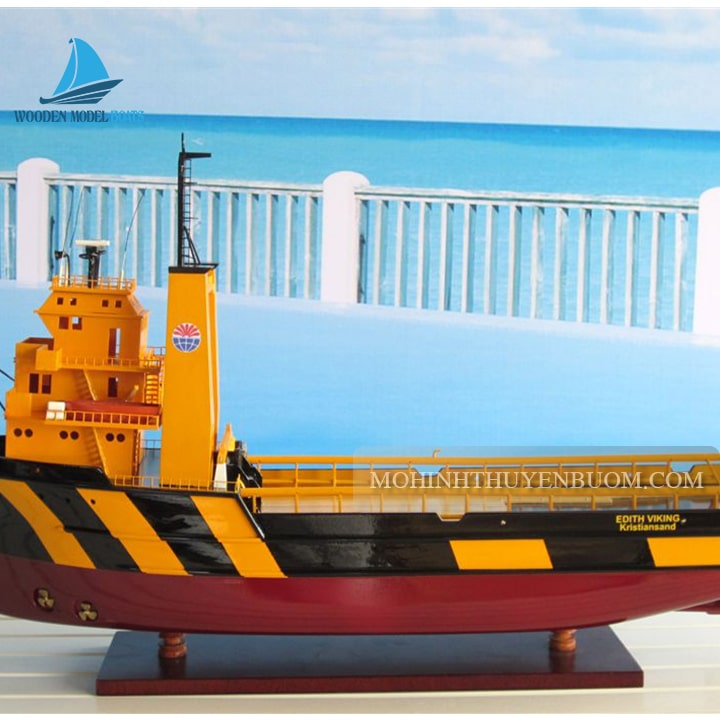 Thuyền thương mại EDITH VIKING