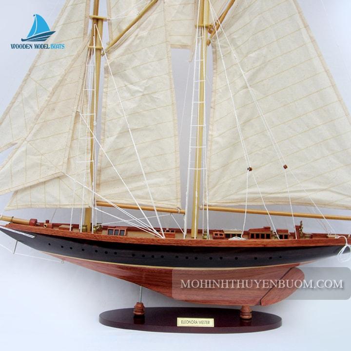Thuyền buồm ELEONORA WESTWARD