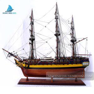 Mô hình thuyền gỗ HMS DIANA