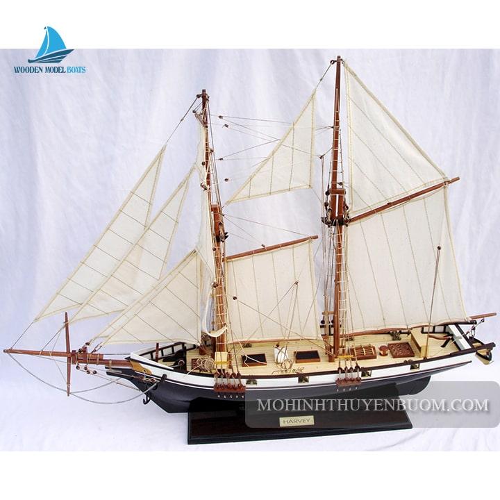 Địa chỉ mua mô hình thuyền tĩnh