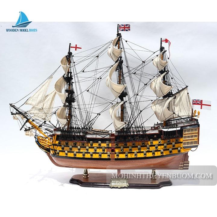 HMS VICTORY PAINTED