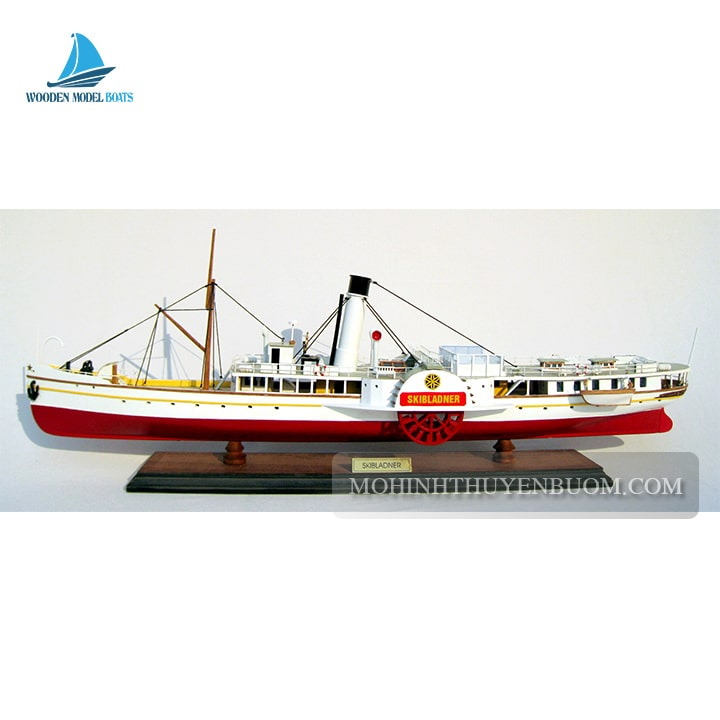 Thuyền Du Lịch PADDLE STEAMER SKIBLADNER