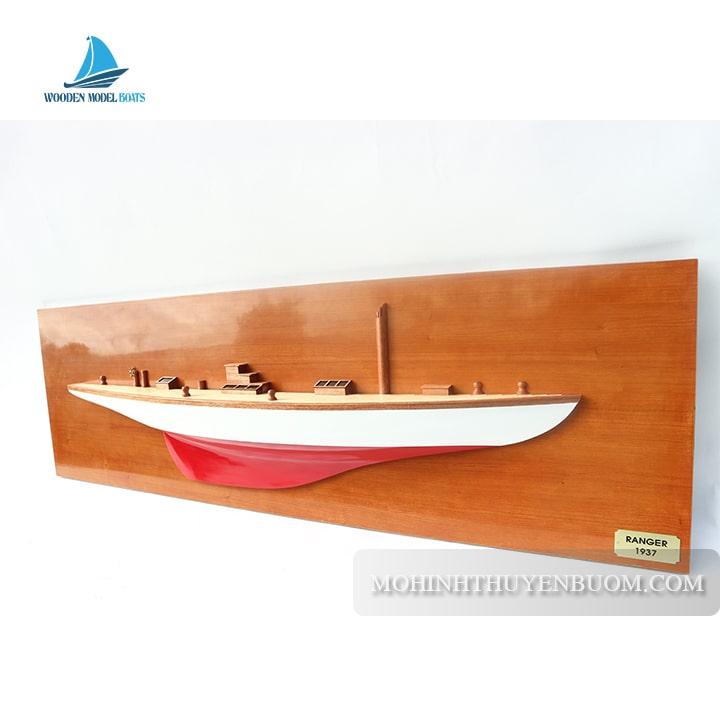 Thuyền Tranh RANGER HALF-HULL
