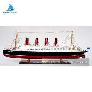 Thuyền Du Lịch RMS AQUITANIA