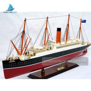 Thuyền Du Lịch RMS CARPATHIA