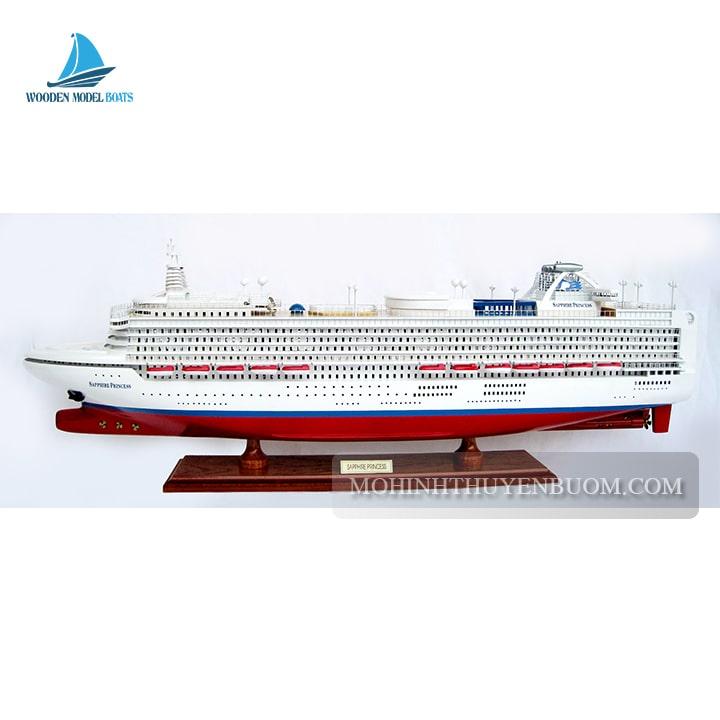mô hình thuyền tĩnh giá rẻ