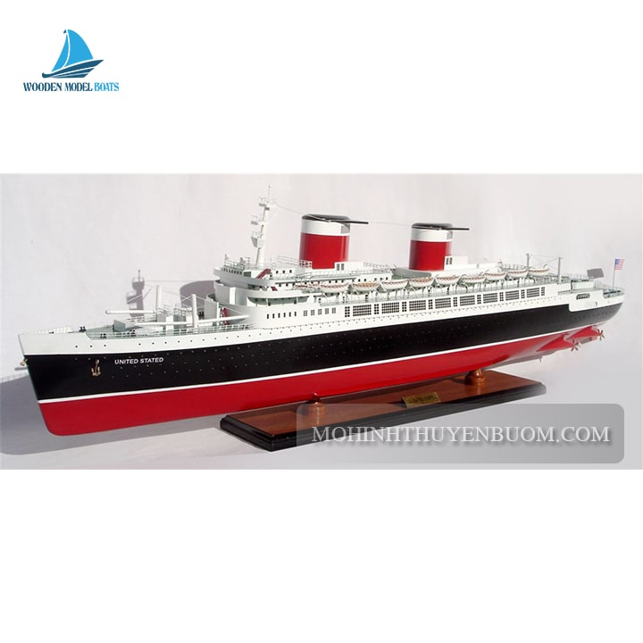 Thuyền Du Lịch SS UNITED STATES