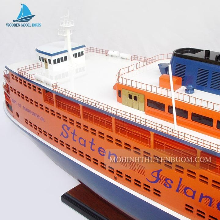 Thuyền Du Lịch STATEN ISLAND FERRY