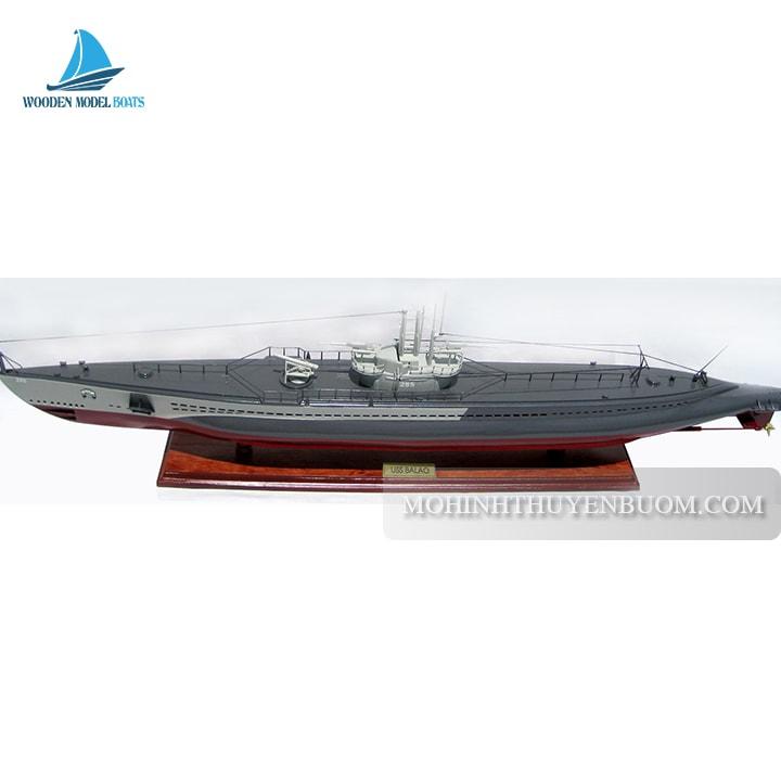 Thuyền chiến USS BALAO SUBMARINE
