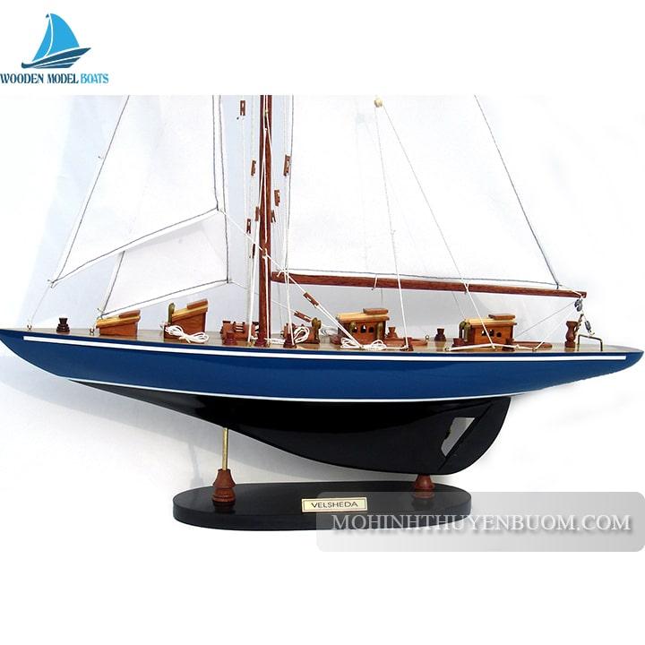Thuyền buồm VELSHEDA PAINTED