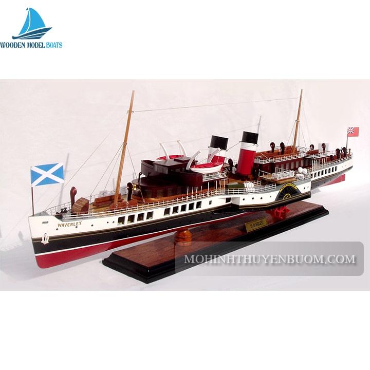 Thuyền Du Lịch WAVERLEY