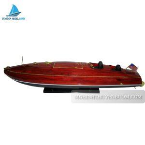 Thuyền Đua ZIPPER (FAST HYDROPLANE)